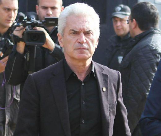 Магистратите не одобриха второто споразумение на Волен Сидеров с прокуратурата