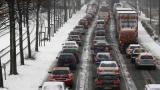 Сняг, лед и студ приближават България