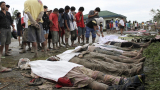"Тайфунът ""Бофа"" почерни Филипините - 230 жертви"