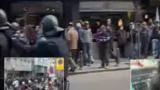 Арестуваната в София: Жандармерист стреля с газов пистолет!
