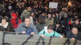 БЛИЦ TV: Протестиращите пред парламента и на Орлов мост