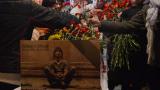 Анонимен дари пари за паметник на Пламен Горанов