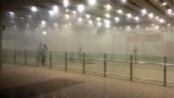 Експлозия на летище Пекин