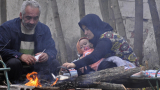 Бежанци в Харманли плюят България по France 24