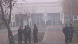 "БЛИЦ TV: ""Атака"" протестира пред посолството на САЩ без Волен Сидеров"