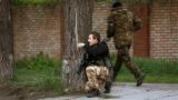 2000 проруски активисти на митинг с калашници в Донецк