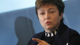 Официално: Кристалина Георгиева застава начело на МВФ