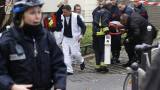Полицай е сред жертвите на качулатите терористи, изстреляли 50 куршума с автоматите си