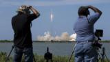 Илон Мъск изстреля нов спътник в Космоса