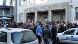 200 дисциплинарки срещу протестиращи полицаи в Хасково