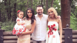 Борис Солтарийски кръсти дъщеря си (СНИМКИ)