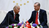 Джо Байдън се извини на Реджеп Тайип Ердоган