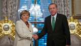 Anadolu Agency предаде за много ключов разговор между Ердоган и Меркел