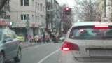 "Сигнал до БЛИЦ: Две коли се удариха до мол ""Сердика"" (СНИМКА)"