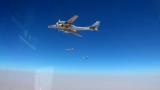 Бомбардировачи Ту-95МС подпукаха джихадистите с най-новите руски стратегически крилати ракети (ВИДЕО)