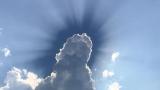 Столичанин засне феномен в небето над НДК (СНИМКА)
