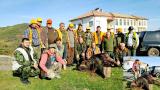 Авджия със скромен стаж повали 200-килограмов звяр под връх Алада