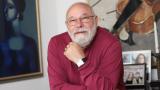 Писателят Владимир Зарев на 70 г.: Чувствам се щастлив и най- важното - осъществен!