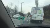 Сигнал до БЛИЦ! Автомеле край Драгичево (СНИМКА)
