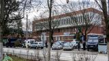В Ботевград почерня от полиция и жандармерия заради Горския човек (СНИМКИ)