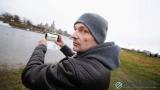 Германец засне чудовище в река Елба (СНИМКА)