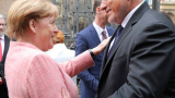 Меркел отново похвали Борисов и го призова да...