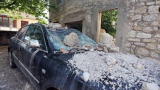 На Балканите е страшно! Градушки с размер на тенис топка и над 100 хиляди гръмотевици удариха полуострова, щетите са огромни (СНИМКИ)