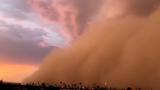 Огромна пясъчна буря помете Финикс (ВИДЕО)