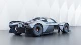 Изумително! Чуйте как звучи хиперколата Aston Martin Valkyrie (АУДИО)