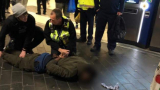 Ужасен инцидент в лондонското метро