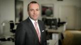 ЕНП избра Манфред Вебер за шпитценкандидат за европейските избори