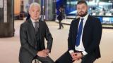 Николай Бареков и Волен Сидеров провеждат интензивни срещи в Брюксел