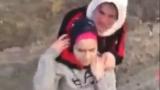 ВИДЕО: Дагестански девойки си спретнаха бой с хиджаби