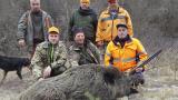 Авджия с над половинвековен стаж повали страшен звяр край Сатовча (СНИМКА)