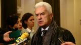 Волен Сидеров: Подкрепям желанието на Валери Симеонов да оглави листата за Евровота