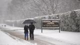 Нова снежна буря връхлита САЩ тази нощ