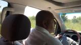 Борисов смени джипа с... електрокар (ВИДЕО)