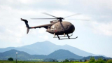 Корейски хеликоптер полетя без пилот (ВИДЕО)