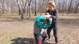 Жена на датски милионер преби украинец като куче ВИДЕО
