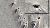 Мистериозната военна база на Антарктида пак се показа изпод снега СНИМКИ