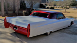 Продава се изумителен поръчков 1968 Cadillac Coupe DeVille СНИМКИ