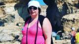 Медицинска сестра свали 76 кг, похапвайки чипс и пица СНИМКИ