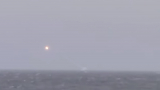 Руска подводница гърми по мишени в Черно море ВИДЕО