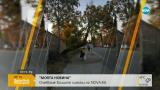 Всеки момент на тази улица в Пловдив може да загине минувач! СНИМКИ
