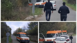 Брутални подробности за зловещото убийство в Бургас: Трупът буквално е смазан!