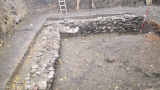 Откриха уникално съкровище в двор в Пловдив СНИМКИ