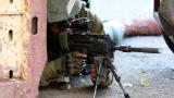 Израел нанасе удар в Газа
