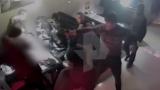 Ревнив мъж застреля момиче в ресторант ВИДЕО