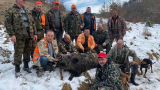 Ейваз Снайпера повали огромен звяр в Ардинско СНИМКИ