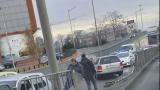 "БЛИЦ TV: Пазарджишко БМВ предизвика нов страшен кошмар до ""Цариградско шосе"" в София"